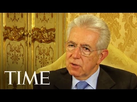 Interview with Mario Monti