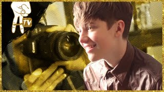 Greyson's Photo Shoot - Greyson Chance Takeover Ep. 20