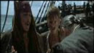 Pirates Of The Caribbean 2: Outtakes