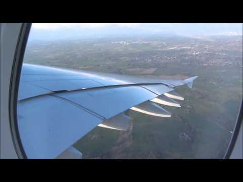 Emirates A380 take off from Manchester.wmv