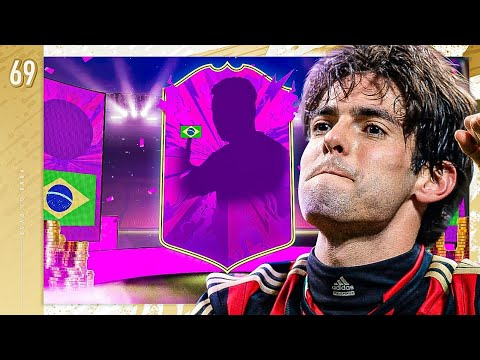 WE PACKED A FUTURE STAR!! - FIFA 20 KAKA ROAD TO GLORY