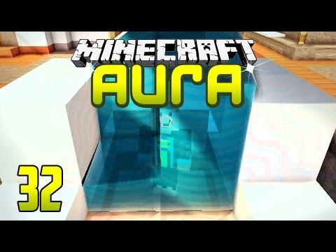 Minecraft AURA #32 - ICE BUCKET CHALLENGE in Minecraft :D l GommeHD