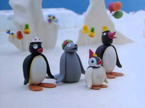 Pingu: Happy Birthday Song video