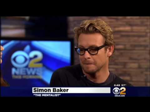 Simon Baker 2013 11 Red John Take Down Interviews and beyond with Robin Tunney