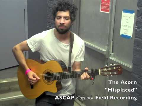 The Acorn: Misplaced - Playback Field Recording