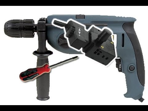 repair trigger switch for drills hammer bohrmaschine change pushbutton youtube. Black Bedroom Furniture Sets. Home Design Ideas