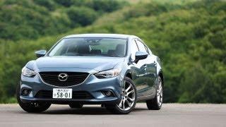 魂動!全新Mazda 6北海道試駕