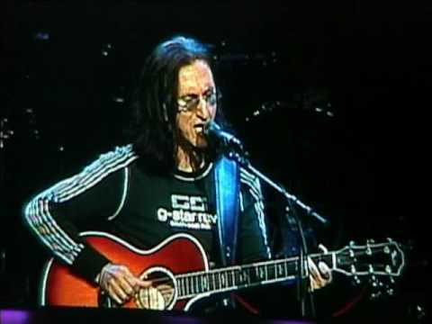 Rush - Resist (Acoustic) 8-18-2004