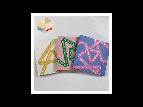 1theK Unboxing(원덕후의 언박싱): SEVENTEEN(세븐틴) _ 5th MINI ALBUM 'You Make My Day'