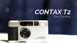 Contax T2 Function of each part & Sample Images
