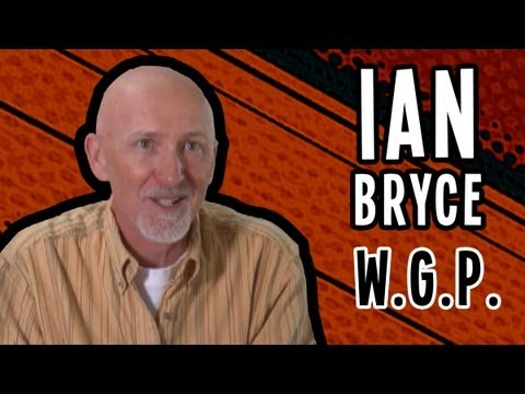 Ian Bryce - With Great Power Extended Interview