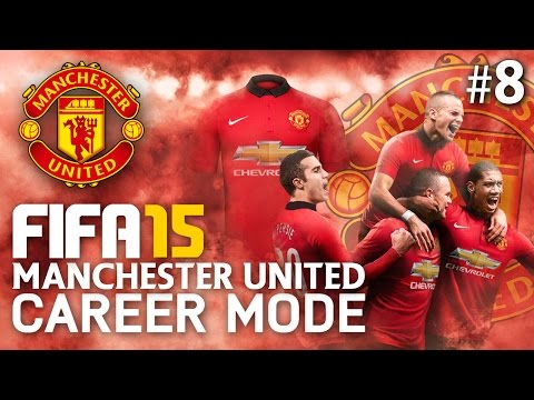 FIFA 15 | Manchester United Career Mode - LIVERPOOL! #8