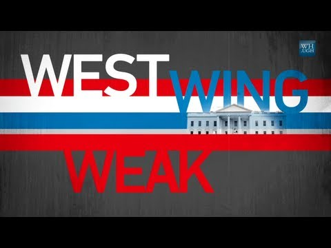 West Wing Weak: Your Guide to Obama's Scandal-Filled Week