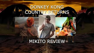 Donkey Kong Country Returns - Mikito Review