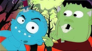 Olá, é o dia das bruxas  crianças canção  rima assustador  Hello Its Halloween  Halloween Song