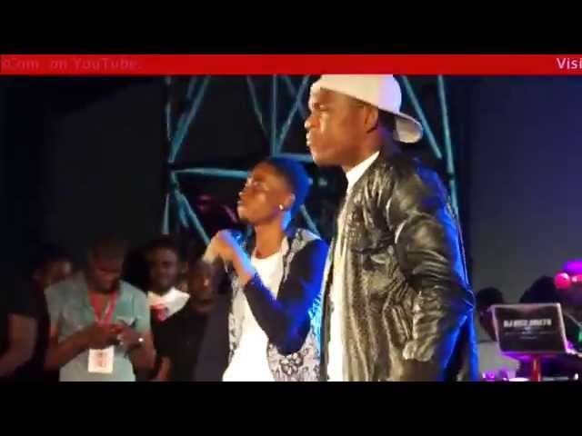 Gemini - Performance @ EL's B. A. R. concert | GhanaMusic.com Video