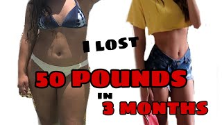 how to LOSE WEIGHT FAST workout and diet plan