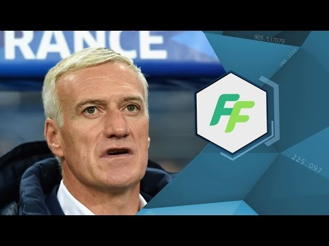 EXCLUSIVE - France coach Didier Deschamps