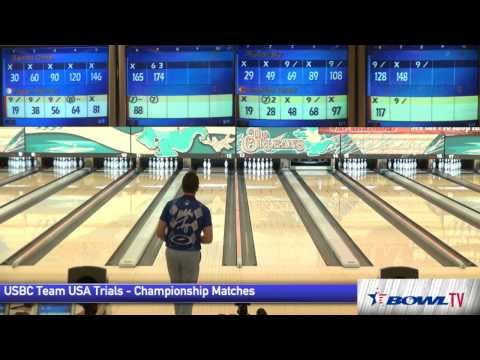 2014 Team USA Trials - Stepladder finals and selections