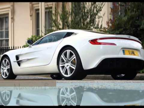 Aston Martin One 77 Price in India Aston Martin One 77 V12 Model