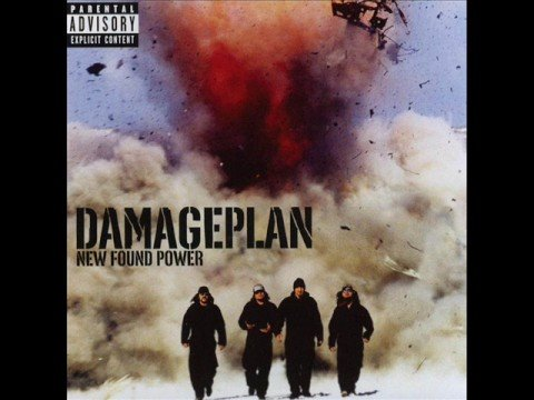 Damageplan - Blunt Force Trauma