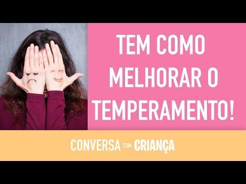 TEM como melhorar o temperamento! - Psicóloga Daniella Faria