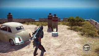 THE FLYING CARS OF THE FUTURE | Just Cause 3