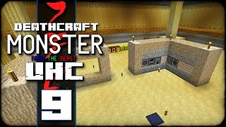 DeathCraft Monster UHC SMP - S2 Ep 9 - Machines!