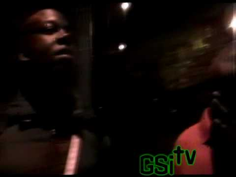 GSi TV - NGin Featuring K Dot - Freestlye + Interview