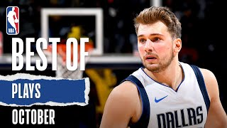 NBA's Best Plays | October 2019-20 NBA Season