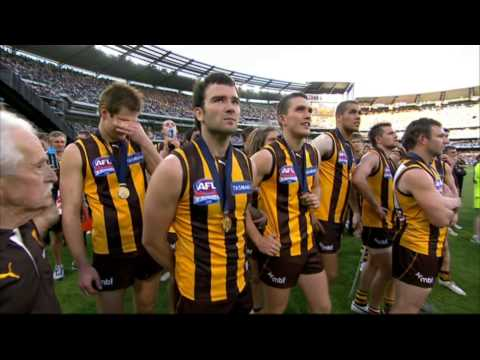 AFL 2008 Grand Final Post Match Scenes