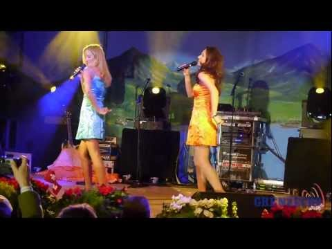 Tirolerfest 2011 - Samstag @ Werthplatz Eupen / Judith & Mel, Sigrid & Marina