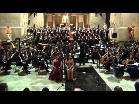 Orquesta Filarmonica de Toluca Coro de Niños de Toluca Concierto Beneficio Navidad