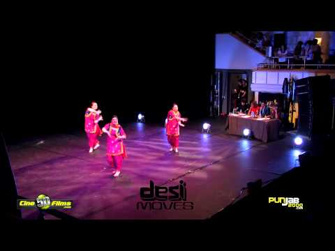 Haripa Dance Group - Giddha Bhangra & Bollywood Dancers