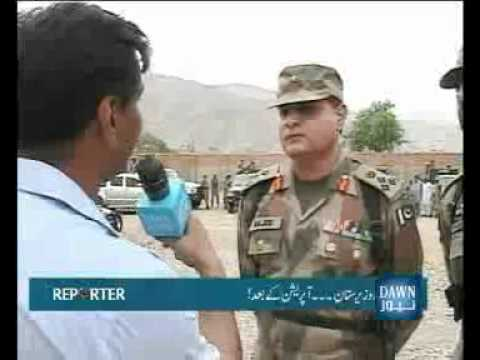 Reporter - South Waziristan After The Operation! - Ep 203 - Part 1 video