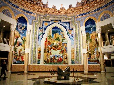 Amir Timur Museum and Glimpse of Tashkent, Uzbekistan