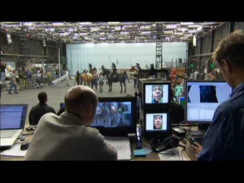 Performance Capture Featurette