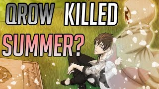 Did Qrow KILL Summer? (RWBY Theory)