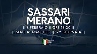 Serie A1M [17^]: Sassari - Merano 26-22