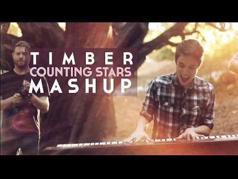 Timber   Counting Stars Mashup (ke$ha onerepublic) - Sam Tsui video