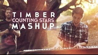 Ke$ha Video - Timber / Counting Stars MASHUP (Ke$ha/OneRepublic) - Sam Tsui