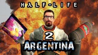 Half-Life Argentino - Episodio 2: HEV (Parodia Gmod de Half-Life 2)