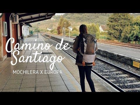 CÓMO INICIA EL CAMINO DE SANTIAGO  | MOCHILERA X EUROPA