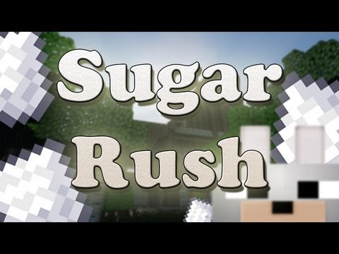 Minecraft Mods - Sugar Rush 1.4.7 Review and Tutorial - MY HEAD!!!!