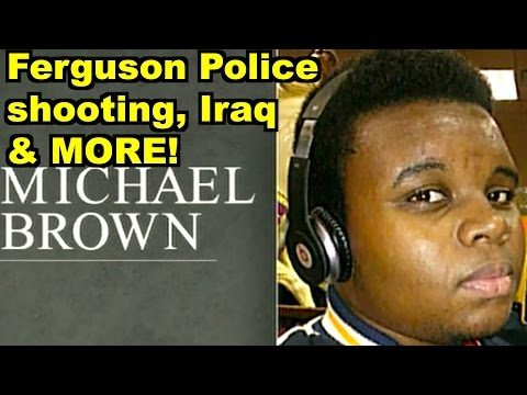 MO Police Shooting, Iraq - Jay Nixon, Jesse Williams & MORE! LiberalViewer Sunday Clip Round-Up 69