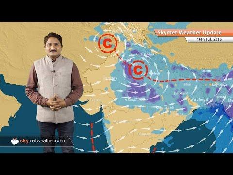 Weather Forecast for July 16: Heavy Monsoon rains to lash Uttar Pradesh, Bihar, Delhi