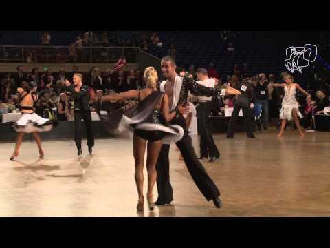 2012 World Ten Dance | The Final | Samba video