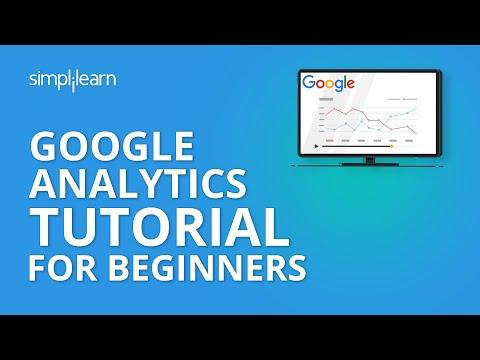 Google Analytics Tutorial For Beginners   Digital Marketing Training   Simplilearn