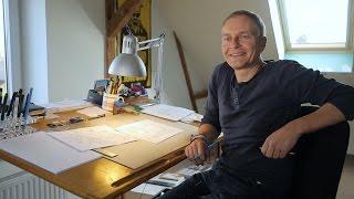 Wikipedia: Fakt oder Fiktion? - Comiczeichner Kim Schmidt