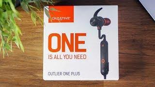 Creative Outlier One Plus | TEST | Des écouteurs Bluetooth taillés pour le sport !  🏃
